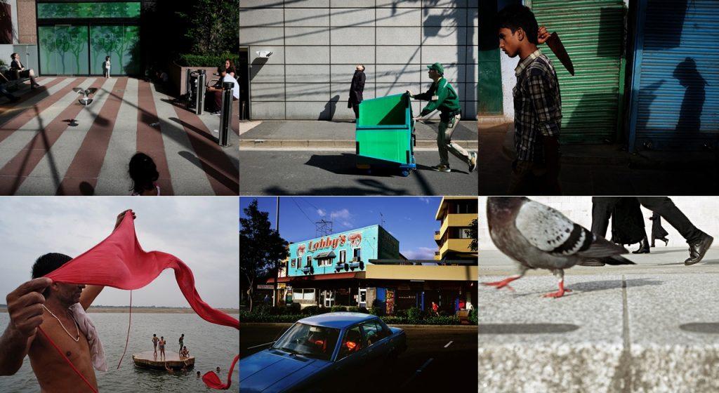 fotografia de stradă contemporană