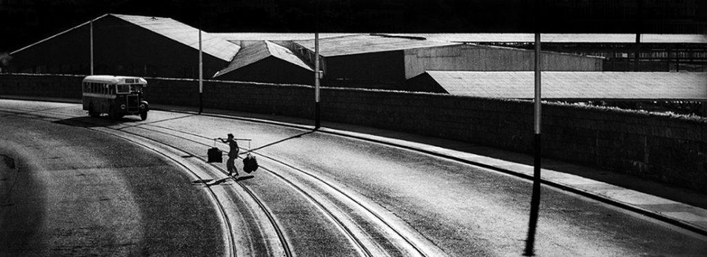 fotografia alb negru